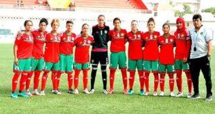 Mondial féminin : le Maroc au 2ème tour