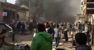 Syrie : Retour aux attentats