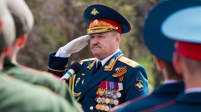Syrie : Mort d'un général russe