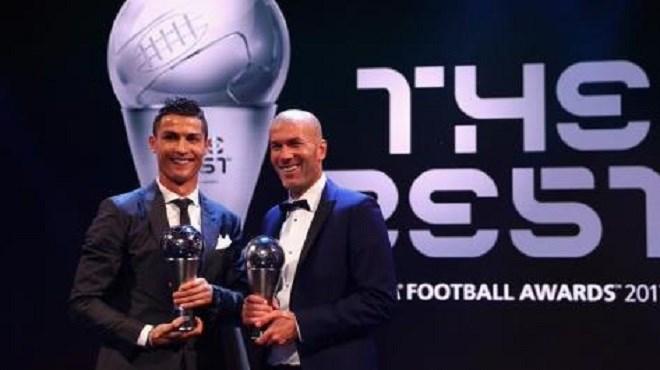FIFA : Les Prix du monde du football