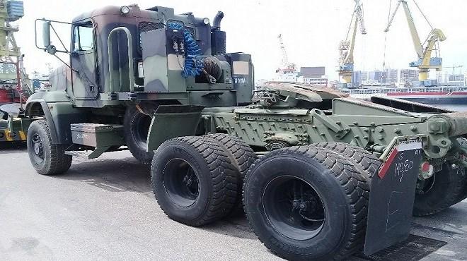 Maroc-Armement : Les FAR réceptionnent du matériel militaire américain