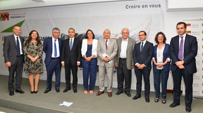 Attijariwafa bank/SNI : Les bénévoles au profit d'Injaz Al-Maghrib honorés