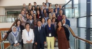 L'ISSN en conclave à Rabat