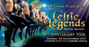 Danse irlandaise : Celtic Legends à Casablanca