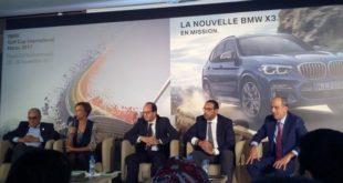 A la rencontre de Smeia : au menu, BMW X3 et BMW Golf Cup