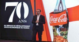 Les 70 ans de Coca-Cola au Maroc