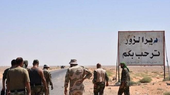Syrie : Prise de Deir Ezzor