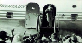 62ème anniversaire du retour d'exil de feu SM Mohammed V
