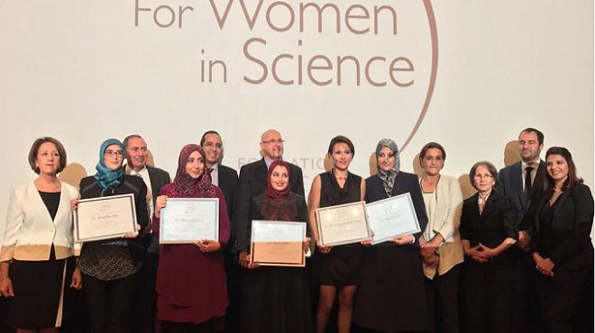 L'Oréal-UNESCO : 5 chercheuses maghrébines primées