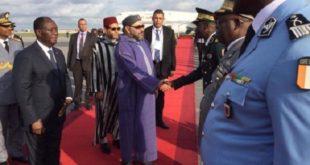 Le Roi Mohammed VI en Côte d'Ivoire : De quoi est faite la relation ?