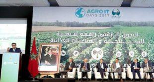 Agro IT Days : Une 1ère édition dédiée à la transformation digitale