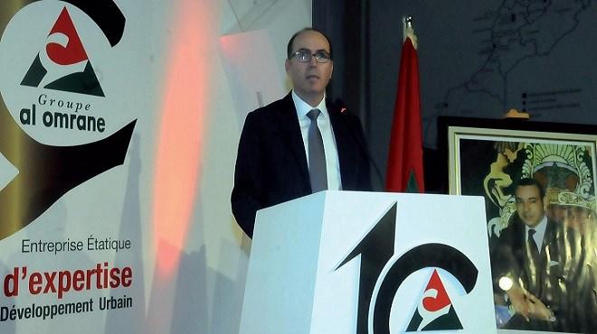 Al Omrane fête ses dix ans et 40 ans d'expertise