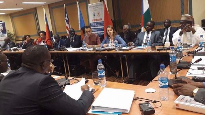 Ministres africains de l'Eau : Charafat Afilal présente «Water for Africa»