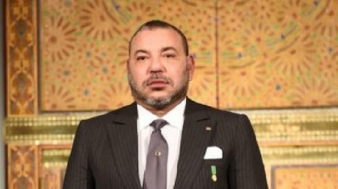 Le Roi Mohammed VI adresse un message de condoléances au Président hilippin