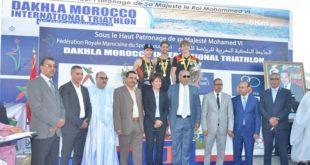 Coupe d'Afrique de triathlon : Une seconde édition réussie à Dakhla