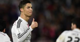 Cristiano Ronaldo : Élu meilleur Sportif européen de l'année
