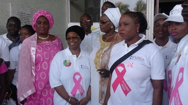 Dakar : La Fondation Lalla Salma finance une unité de traitement du cancer du sein