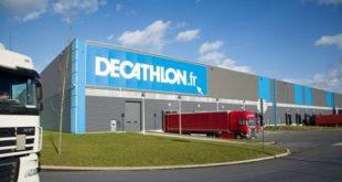 Sportswear : Décathlon lance son centre logistique
