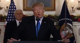 Al-Qods : Le jour où Donald Trump «a tuer» la neutralité des USA