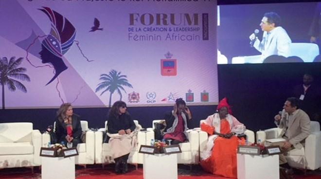 Laâyoune/Forum création et leadership féminin africain : Pour la création d'un centre africain