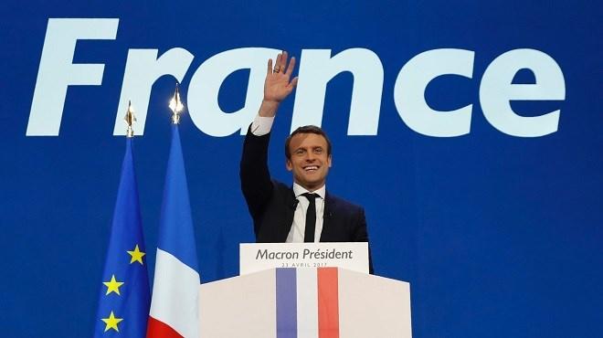 La France de Macron, pays de l'année !