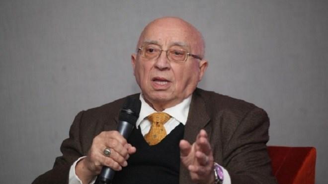 Gabriel Banon, consultant international et ancien conseiller de Yasser Arafat