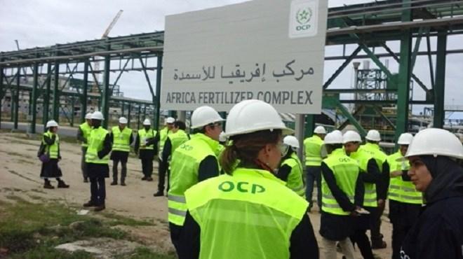OCP : Plus de 8,5 MMDH investis en 9 mois