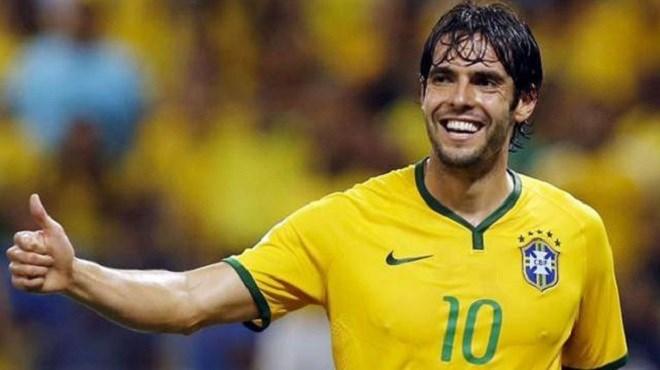 Football : Fin de carrière pour Kaka, le chouchou brésilien
