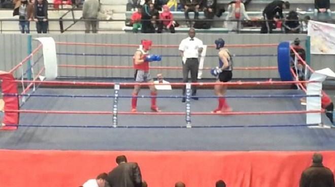 Kick-boxing : Convention entre le Maroc et les Emirats