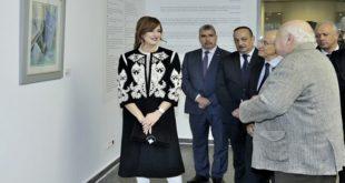 Maroc/Musée Mohammed VI : Lalla Salma rend hommage à l'artiste Amine Demnati
