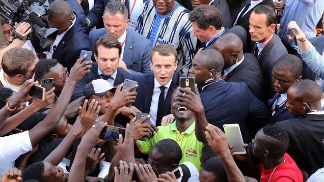 La France de Macron et les paradoxes africains