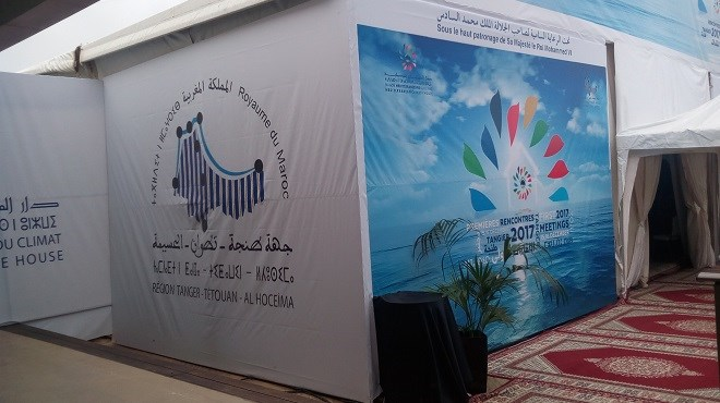 Maison méditerranéenne du climat : Et de de 2 pour cette Agora internationale