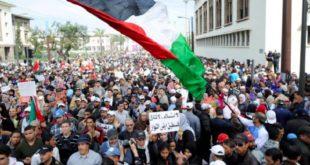 Maroc : Une marche pour Al Qods