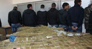 Marrakech : Arrestation d'une bande criminelle spécialisée dans le trafic de drogue