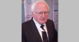 Michel Vauzelle, ancien ministre français de la Justice et ancien président de la région PACA