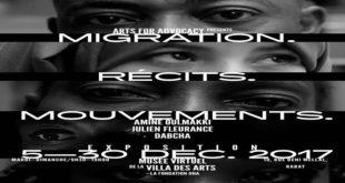 Exposition : «Migration, récit et mouvements» à Rabat