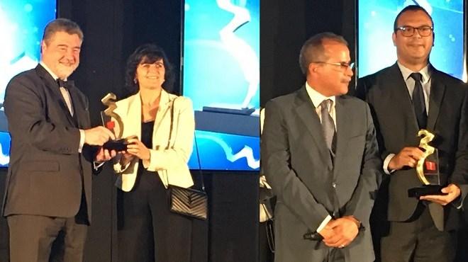 Morocco awards 2017 : La BP doublement primée