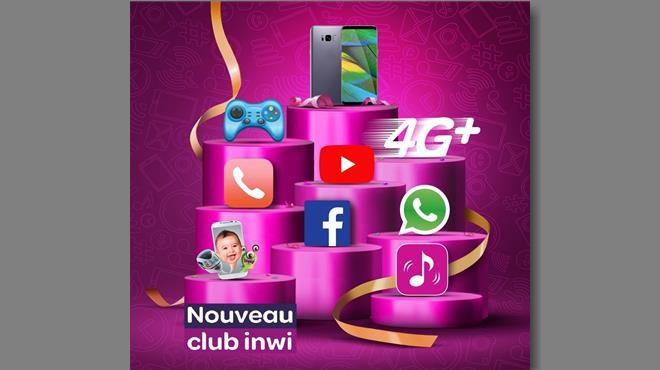inwi : Bienvenue au Club !