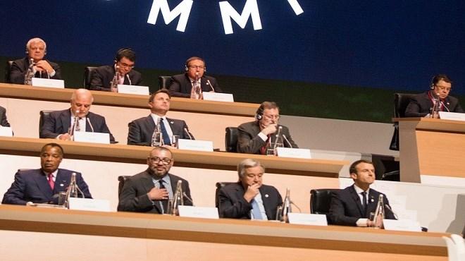 «One Planet Summit» : Participation du Roi Mohammed VI qui avait accueilli la COP22