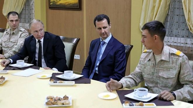 Syrie : Pari gagné pour Poutine