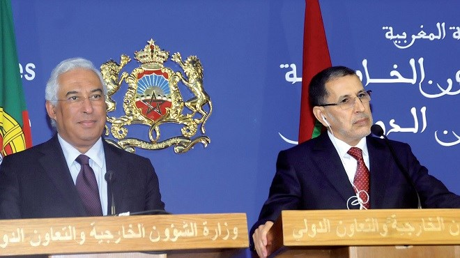 Maroc-Portugal : Costa, El Othmani et l'action du Roi Mohammed VI en Afrique