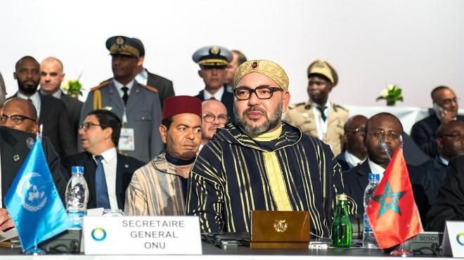 Message du Roi Mohammed VI au 5ème Sommet UE-Afrique