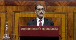Pénurie d'eau : El Othmani annonce un plan d'urgence