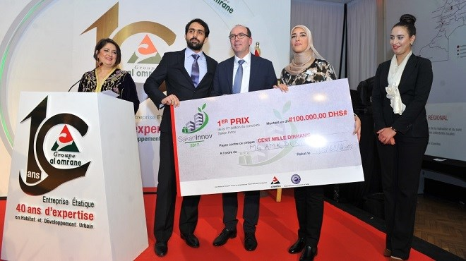 Al Omrane-Maroc : Première édition de «Sakan Innov»