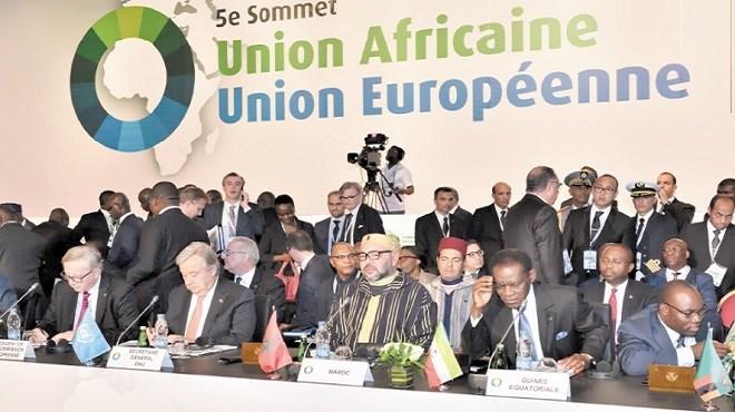 Sommet UA–UE : Une feuille de route royale pour la Jeunesse