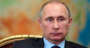 Vladimir Poutine : Dépose sa candidature à la présidentielle de 2018