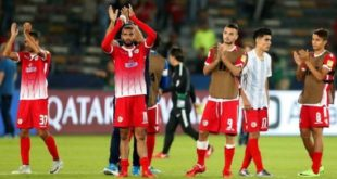 Mondialito : Le Wydad s'arrête en quart de finale
