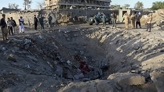 Afghanistan : Terrible attentat plus de 60 morts et 150 blessés