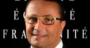 Ahmed Lahkim, président d'un nouveau parti français, l'UDLEF
