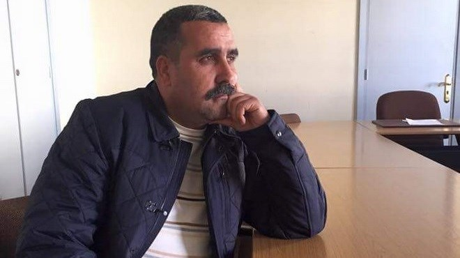 Bachir Latrach, militant syndicaliste à Jerada